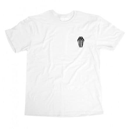Shadow BCWYF T-Shirt - White Large